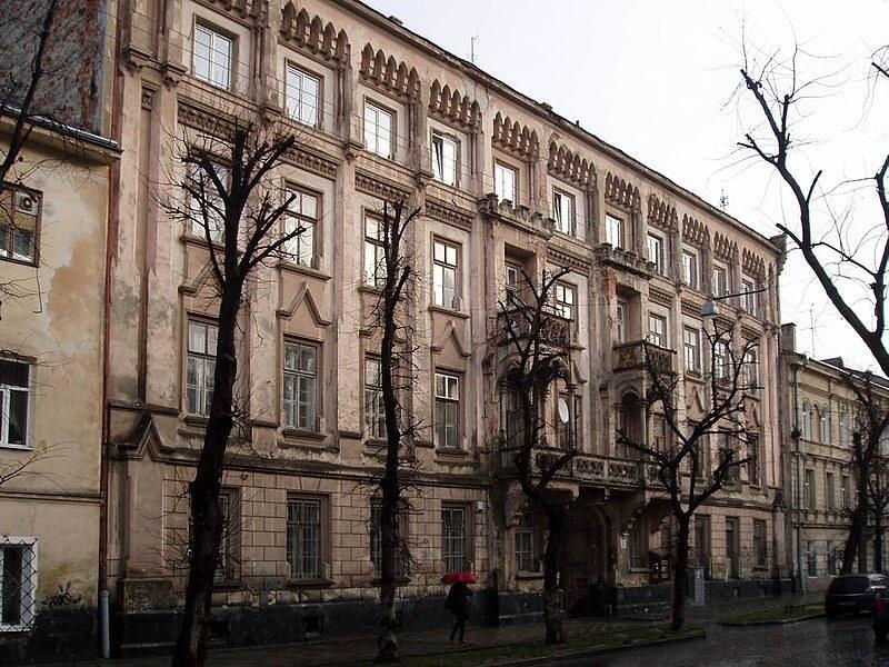 Прибутковий будинок у Львові