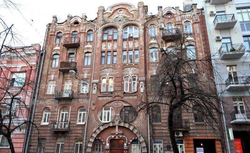 Прибутковий будинок барона Гессельбейна