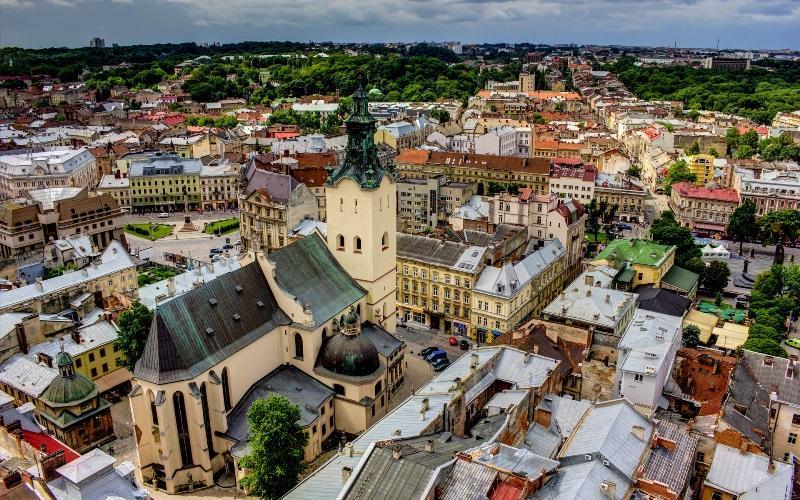 Стоимость недвижимости во Львове